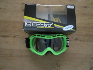 kindercross bril scott voltage r